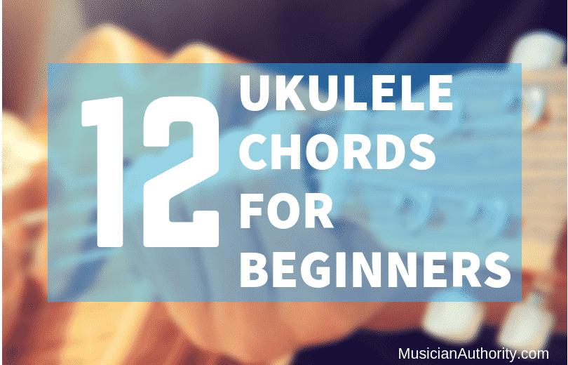 basic uke chords