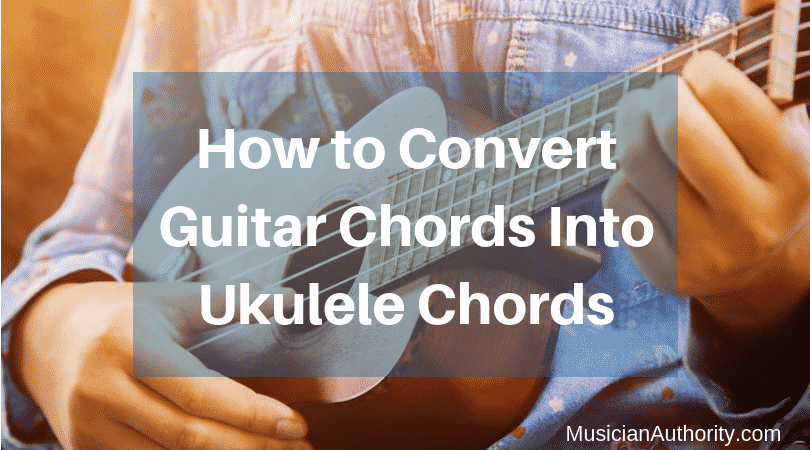 How to Match Ukulele and Guitar?