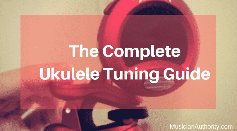 how to tune ukulele tuning