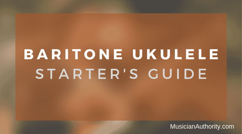 intro to baritone ukulele
