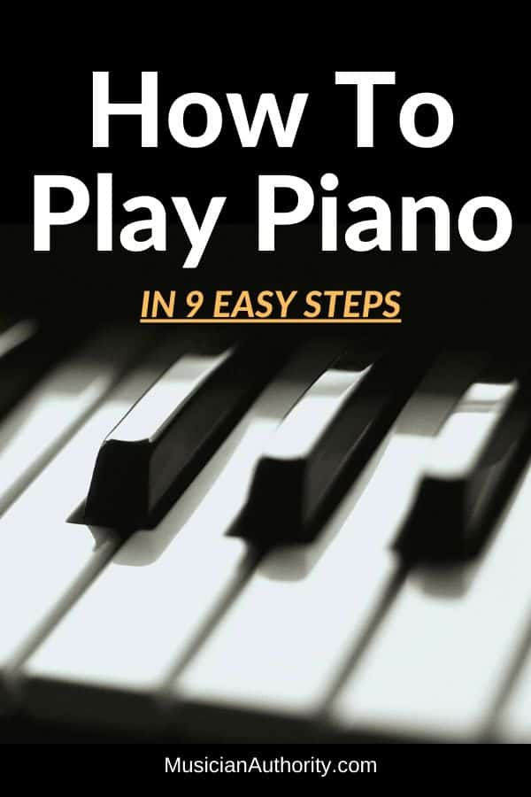 Learn how to play the piano with beginning piano tips