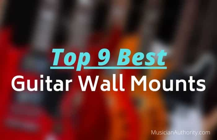 top best guitar wall mounts